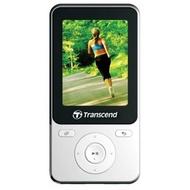 Transcend創見MP710 8GB MP3  2吋 白色 原廠公司貨(現貨) 福利品