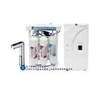 BD-3004NH 廚下型加熱器+精緻型手沖RO機+歐式雙溫觸碰式防燙龍頭 (無壓力設計)洽詢專線:(05)2911373