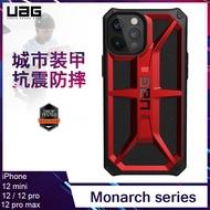 UAG Monarch Designed Case iPhone 12 Mini / 12 / 12 Pro Casing iPhone 12 Pro Max Armor Shockproof Cover