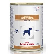 นาทีทอง ส่งฟรี 12 กระป๋อง ✎❁┋Royal Canin Gastro Intestinal Low Fat กระป๋อง 410g x 12 กระป๋อง