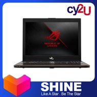 Asus ROG Zephyrus M GM501G-MEI011T 15.6  FHD Gaming Laptop with Nvidia® G-Sync Enable (Intel Core i7-8750H, 32GB (Free + 16GB RAM), 256GB SSD, NVIDIA GeForce GTX1060 GDDR5 6GB, 1TB HDD, Win10) + Asus ROG Backpack