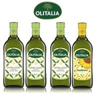 (老爹特惠)【奧利塔olitalia】1000ML精緻橄欖油3瓶+葵花油1瓶 (4瓶禮盒組)A240007_A270002