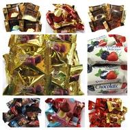 【藍色糖果海】金礦白巧/黃金巧克力/金礦黑巧/鄉村楓露/米菓白巧/經典楓露/蘑菇巧克力/經典松露/巧克力/現貨