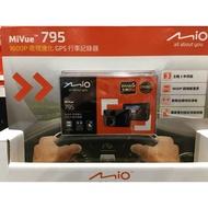 MIO MIVUE 795 DASH CAMERA高畫質測速行車紀錄器(COSTCO代購 )