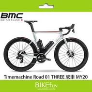 BMC TMR01 THREE 速度機器MY20 非giant s-works
