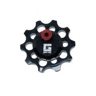 Gearoop 4.7mm 10T 邊緣人偏心上導輪 (加大飛輪用)