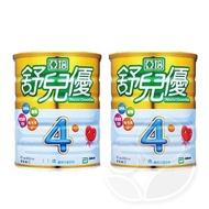 亞培 舒兒優 3-7歲兒童優質奶粉850g【2罐】【佳兒園婦幼館】