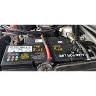 XC60 電池外出更換 505電池工坊 24H快速寄出 超音速 80Ah SF SONIC 汽車電池