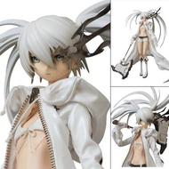 Figma ฟิกม่า Figure Action Black Rock Shooter Ver แอ็คชั่น ฟิกเกอร์ Anime อนิเมะ การ์ตูน มังงะ สามารถขยับได้ Doll ตุ๊กตา manga Model โมเดล