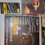 AMD 3700X + Asus TUF B550M Plus Wifi + Vengeance 2X16gb DDR4 3200Mhz