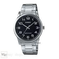 พร้อมส่ง นาฬิกาข้อมือ Casio ผู้ชายรุ่น MTP-V001 สายสแตนเลส พร้อมกล่อง Rny