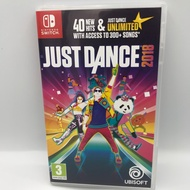 NS Switch舞力全開 2018 Just Dance 2018 請看說明