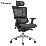 ✨Ready Stock✨Ergonomic Computer Chair Home Office Chair Gaming Chair Boss Chair Sedentary Breathable Mesh Chair