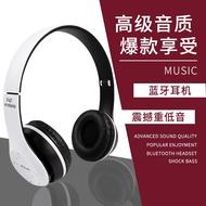 P47 無線立體聲運動耳機 頭戴式藍牙5.0耳機 無線游戲耳機