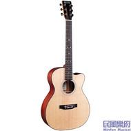Martin 000CJr-10E 美國小馬丁 Junior系列 有缺角 可插電 全單板旅行吉他【民風樂府】