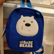 MINISO We Bare Bears Bag (ice bears)
