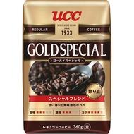 UCC - 日本 GOLD SPECIAL 咖啡豆(芳醇甘甜)(黑) 360g