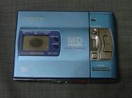 SONY MZ-R50 MD 隨身聽(故障)請看說明