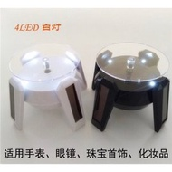 太陽能轉盤 LED白燈