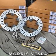 [ Morris Vespa ] ENERGUMEN 狂熱者碟盤  5孔 6孔 220mm