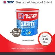 ELASTEX WATERPROOF 3IN1 (TINTING) -25KG- CAT PELAPIS ANTI-BOCOR NIPPON