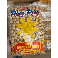 Briskaarii Cracker Nuts (Nagaraya) Garlic Flavor 1kg