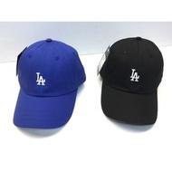 2017 MLB 球隊 LOGO 老帽 彎帽 棒球帽 道奇 可調 黑 藍