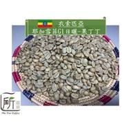 2020新季豆【一所咖啡】AEY01.衣索匹亞 耶加雪菲G1日曬 果丁丁處理廠 單品咖啡生豆 零售370元/公斤
