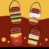 麥當勞 限量杯套 (隨機出貨
