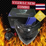 Y15ZR / Lc135 new V2 V3 V6 HEAD LAMP ZHIPAT ORIGINAL 100%