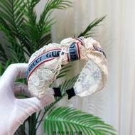 路易斯美日 美日韓代購 女士頭飾 髮夾 髮飾 時尚裝飾 GUCCI 古奇 正品盒裝 海螺圖案