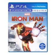 PS4 MARVEL'S IRON MAN VR (ASIA) แผ่นเกมส์  PS4™ By Classic Game
