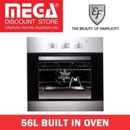 Ef Kitchen 56L Built In Multifunctional Oven Ae 62