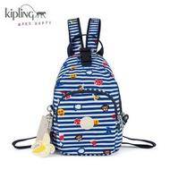 【海外代購】kipling包包胸包✽2019春季??胸包可單肩斜挎雙肩背多功能防水輕便簡約15456