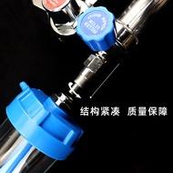 鞋和家 醫用氧氣吸入器浮標式氧氣表濕化杯家用流量壓力表減壓閥氧氣配件