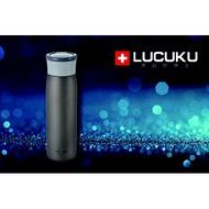 LUCUKU瑞士品牌/鈦鑽真空瓶