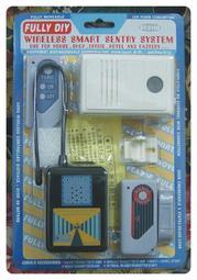 無線來客報知警報器/無線自動門鈴警報器/ST-3100 /100%台灣製造三年保固+實惠耐用