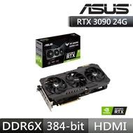 【ASUS 華碩】TUF GeForce RTX 3090 24G GAMING 顯示卡