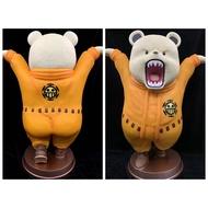 海賊王 貝波熊 大熊 GK 雕像 模型盒裝擺件 模型