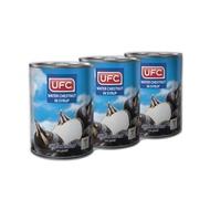 ยูเอฟซี แห้วในน้ำเชื่อม 565 กรัม x 3 กระป๋อง/UFC water chestnuts in syrup 565 grams x 3 cans