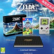 任天堂(Nintendo) Switch NS 家用游戏主机游戏卡带 塞尔达传说织梦岛 梦见岛 限量版 现货