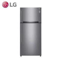 LG 樂金 525公升直驅變頻上下門雙門冰箱GN-HL567SV