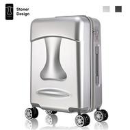(OP限定)Stoner Design石人 20吋摩艾行李箱 旅行箱 登機箱