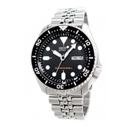 Seiko SKX007K2 Automatic Diver's 200m Stainless Steel Bracelet Watch