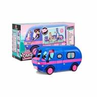【TOY WORLD】《 LOL Surprise 》LOL驚喜旅行車(電鍍藍)
