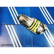 帝安諾-ADIDAS DURAMO SLIDE 一體成形 拖鞋 潑墨 螢光綠/黑 AQ2158 *目前無現貨勿下標*