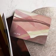iPad 12.9/Air4/iPad 8/mini 5系列 小步舞曲 皮革平板保護套