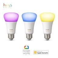 【Philips 飛利浦】Hue無線智慧照明連網LED 彩色燈泡2.0版 10W(3入組)