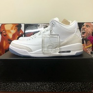 [Delivery.tw]Air Jordan 3 All White Lebron15下單區