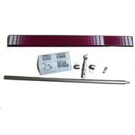 HD055 橫拉自動關門器 加重型 門弓器 氣壓式橫拉 紗門自動關門器(氣壓式自動關門器 加重型)